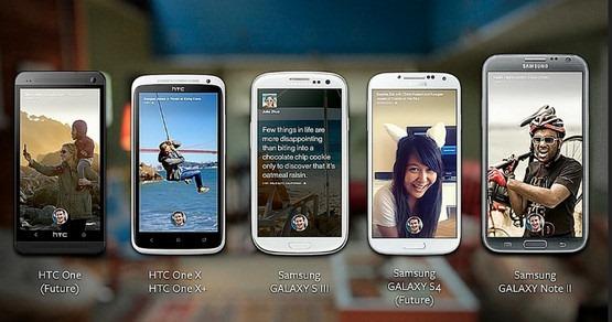 Cu un pic de efort, Facebook Home merge si pe restul Android-elor
