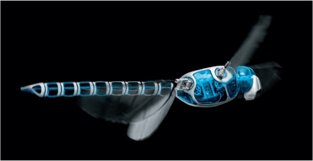BionicOpter este o libelula pentru speriat vecinii