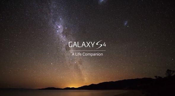 Samsung se lauda cu filozofia de design din spatele lui Galaxy S4