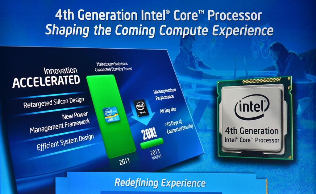Intel incepe sa livreze primele procesoare Haswell catre producatori