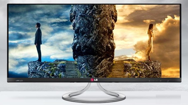 Review LG 29EA93 monitor IPS ultra wide