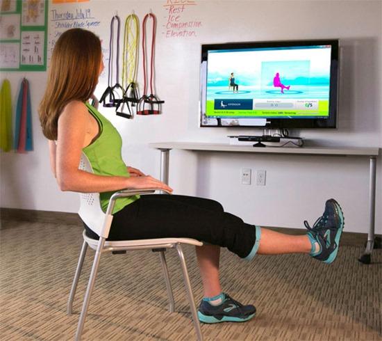 Microsoft Kinect Reabilitare