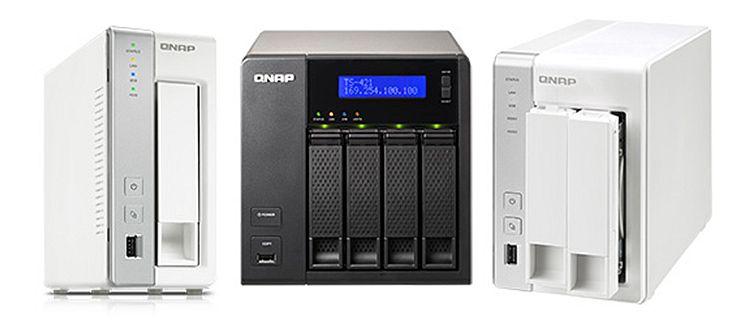 Sistemele QNAP pot fi accesate acum si de pe smartphone