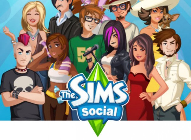 Electronic Arts TheSims Social