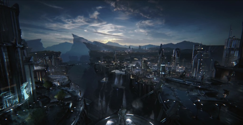 Unreal Engine 4 iti ia ochii prin doua demo-uri de PC si PS4 [VIDEO]