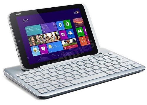 Prima tableta de 8 inci cu Windows 8 va fi creata de Acer