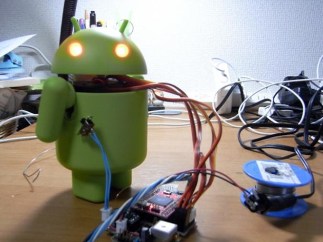 android malware triples 2012