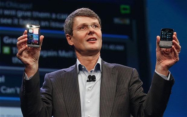 Studiu: Stiati ca s-a lansat BlackBerry 10?