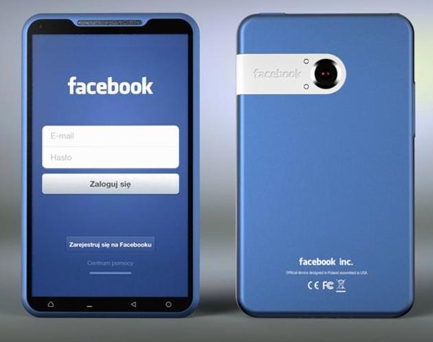 Lansare Facebook Phone – LIVE