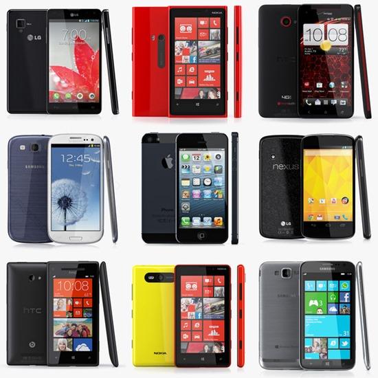 Top sisteme de operare pentru smartphone si tableta