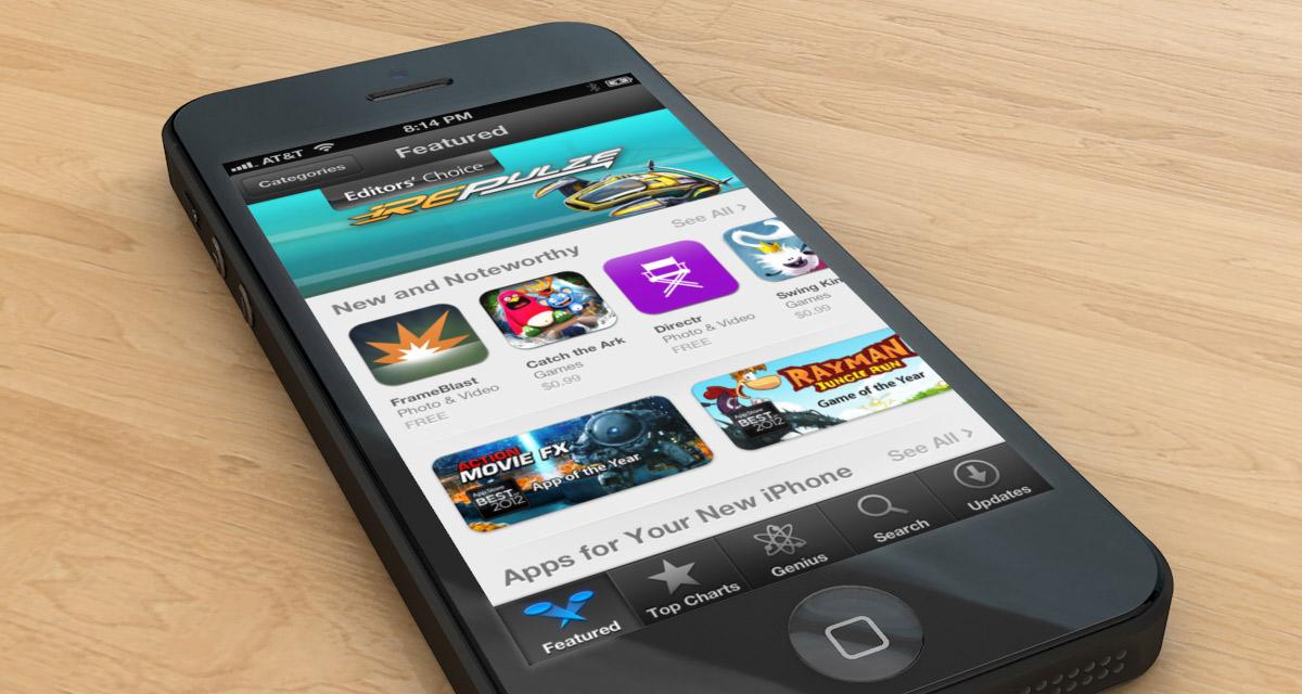Apple porneste productia de iPhone 5S