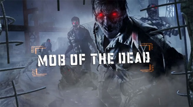 mob of the dead call of duty black ops 2