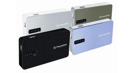 Thermaltake isi extinde portofoliul de accesorii pentru dispozitivele mobile
