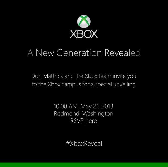 Urmatorul XBOX are o data de lansare oficiala