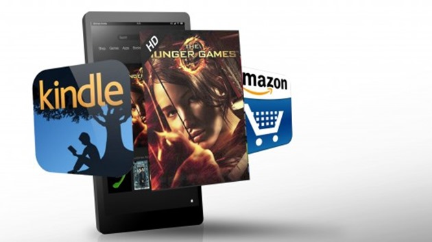 Amazon 3d kindle phone