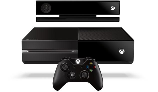 Consola Microsoft xbox One design
