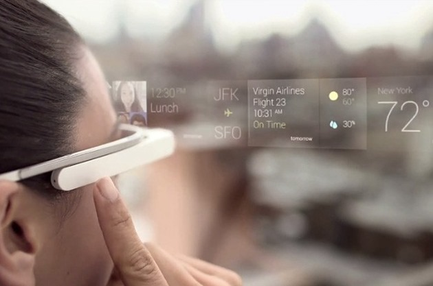 Google Glass tutorial utilizare