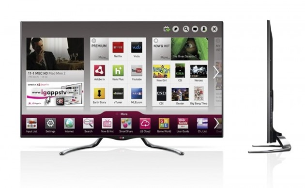 LG Google TV Android Jelly Bean