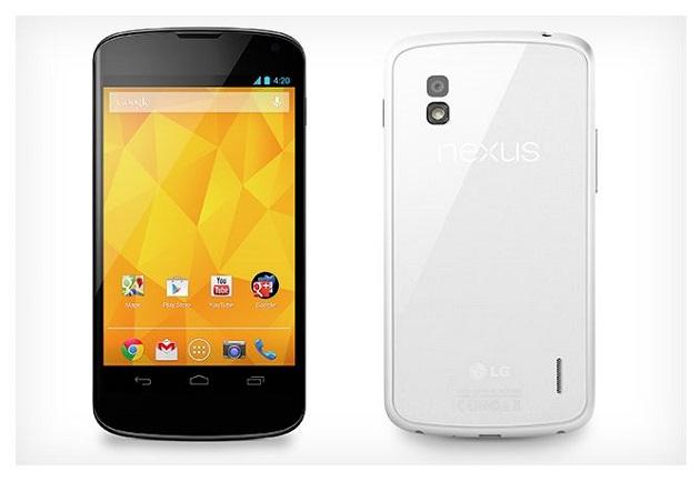 Nexus 4 Alb apare in cateva magazine din Asia