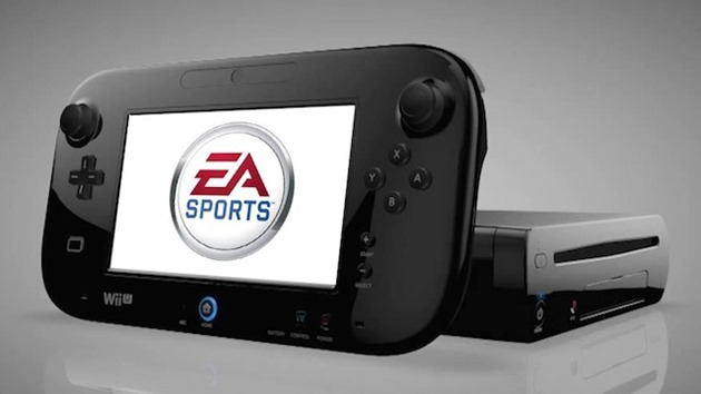 Nintendo Wii U Ea games frostbite