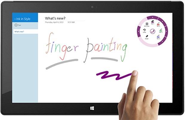 OneNote pentru Windows 8 si Windows RT devine mai util