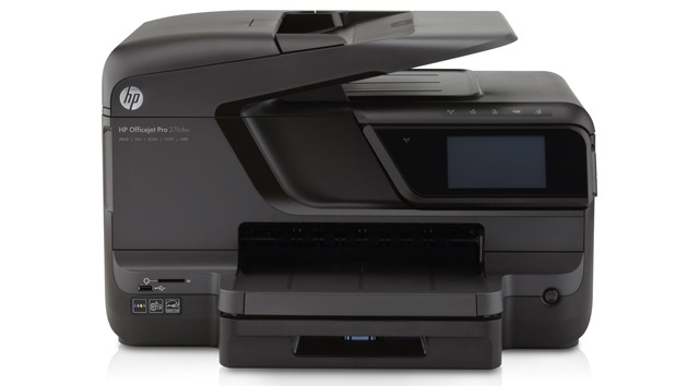 HP OfficeJet Pro 276dw front off review