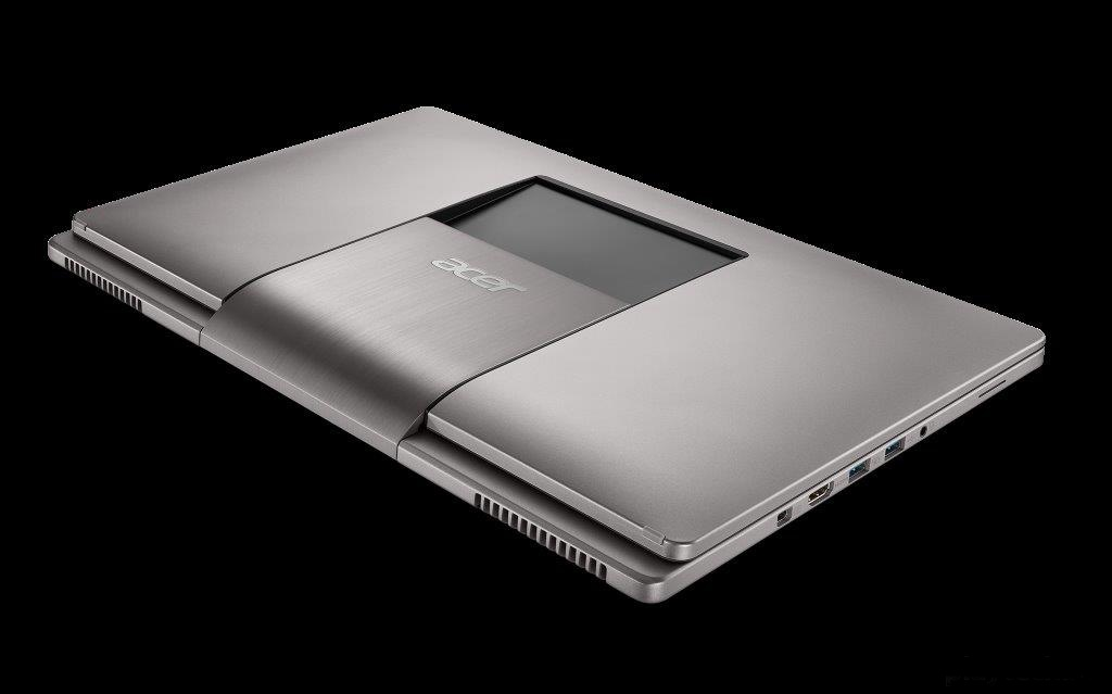 Ultrabook Acer Aspire R7 design