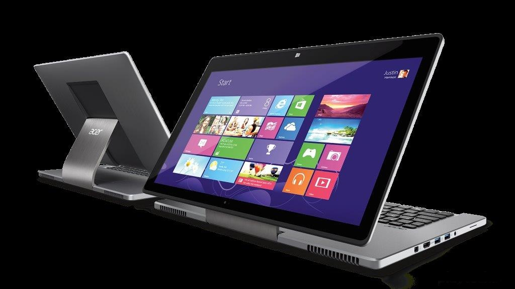 Ultrabook Acer Aspire R7 windows 8