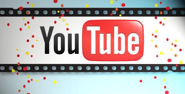 aniversare youtube 8 ani