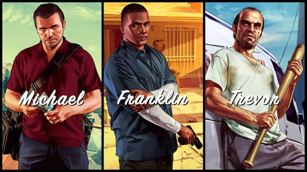 gta 5 trailers michael franklin trevor
