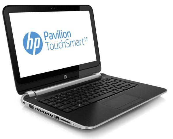 Noi portabile HP, printre care si Pavilion TouchSmart la 399$