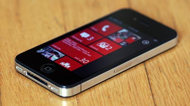 iphone windows phone 8