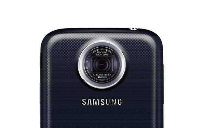 Galaxy S4 Zoom primeste niste specificatii complete dar ipotetice