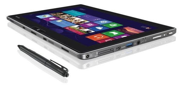 Toshiba WST310, tableta de varf cu Windows 8 Pro