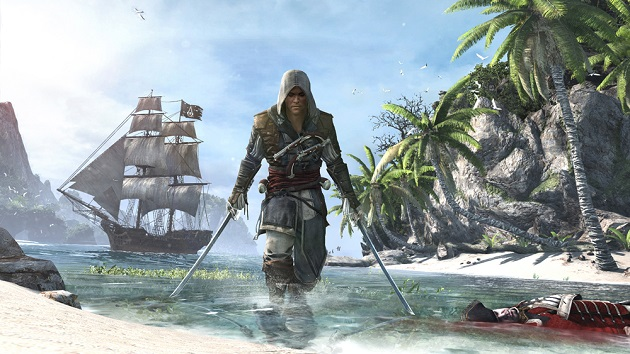 Assassin's Creed Black Flag poate fi precomandat – trailer