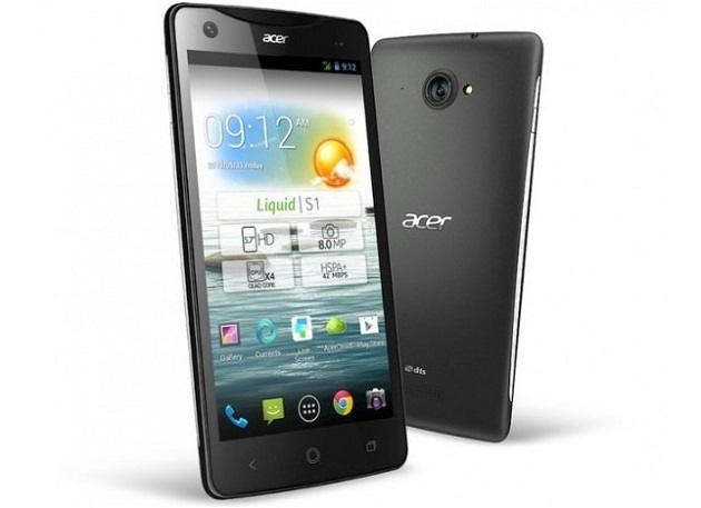 Phablet Acer Liquid S1