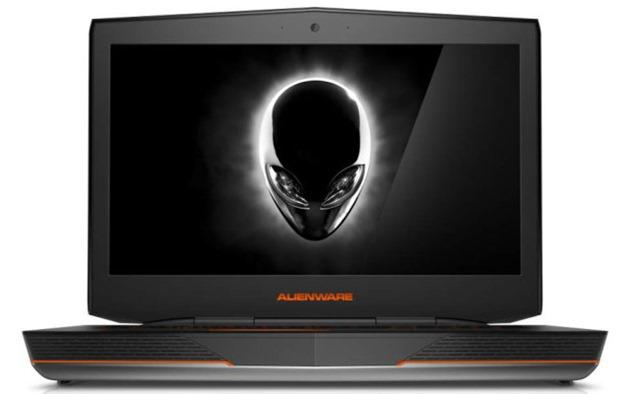 Sistemele portabile Alienware beneficiaza de un upgrade semnificativ