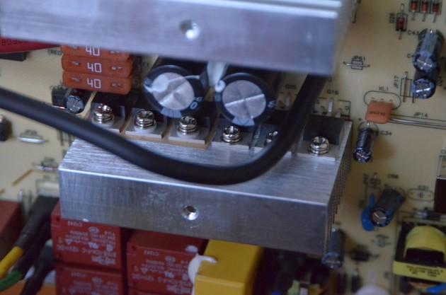 CyberPower Value 2200 EILCD Tranzistori
