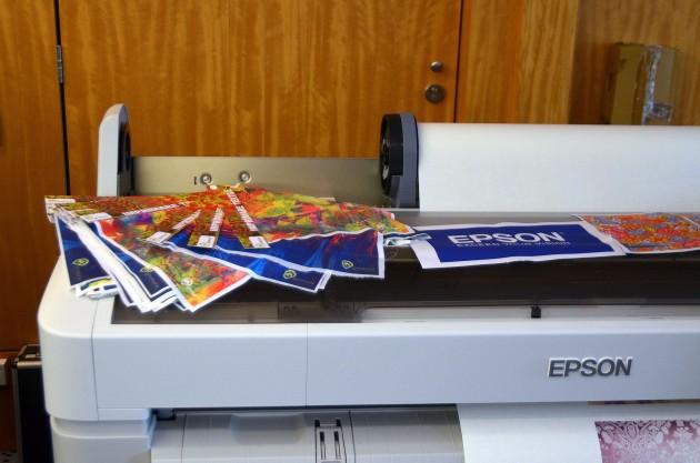 Epson Surecolor Imprimare Textile 3