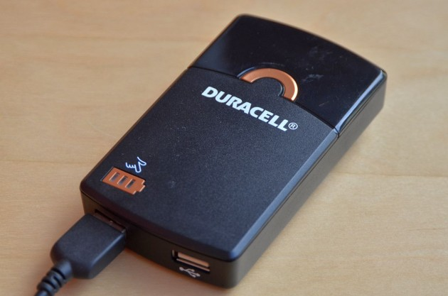 Duracell 5 Hour Charger Design