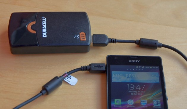 Duracell 5 Hour Charger Incarcare