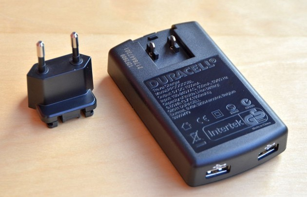 Duracell 5 Hour Charger Concluzii
