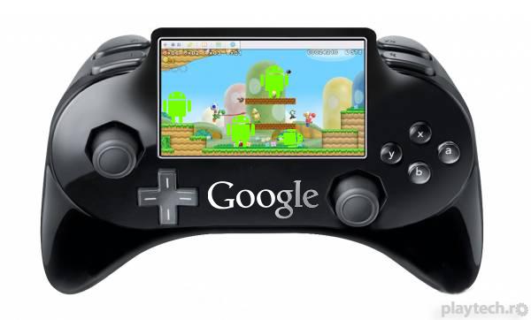 Va lansa Google o consola de jocuri?