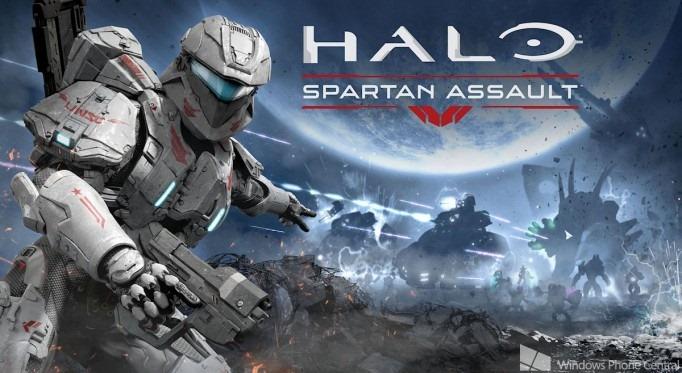Halo: Spartan Assault – O versiune pentru Windows 8 si WP8 [VIDEO]