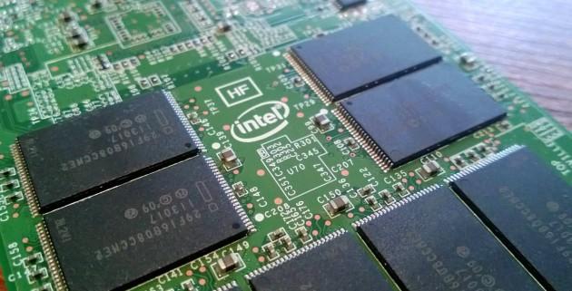 Intel SSD 520 Teste