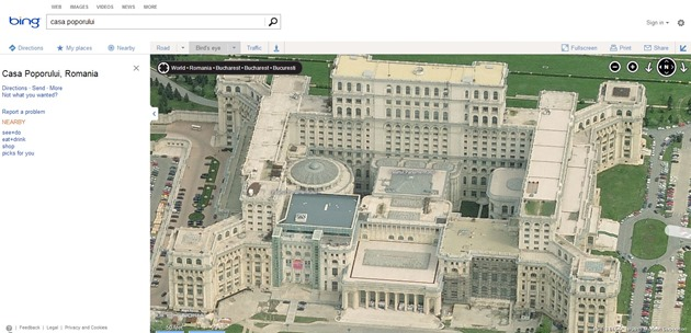 Maps bing microsoft