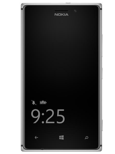 Nokia anunta un nou tip de lockscreen pentru smartphone-urile cu WP8