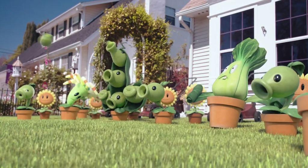 Plants VS Zombies 2 primeste o data de lansare si un trailer [VIDEO]