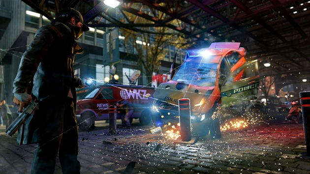 Watch Dogs E3 Ubisoft XBOX PS PC
