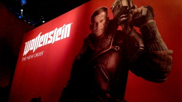 E3 2013 – Wolfenstein The New Order